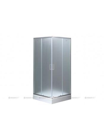 Душевой уголок Акванет/Aquanet SE-900S 90x90 00209405 (узорчатое стекло)
