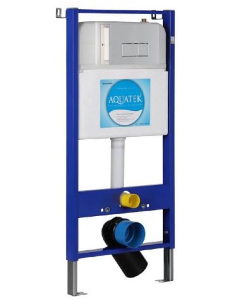 Инсталляция для подвесного унитаза Aquatek Slim 10.705.51C.021.81