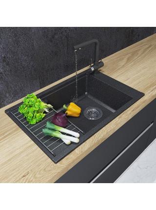 Решетка для кухонной мойки Акватон Делия 78 1A715103DE000 (хром глянец)