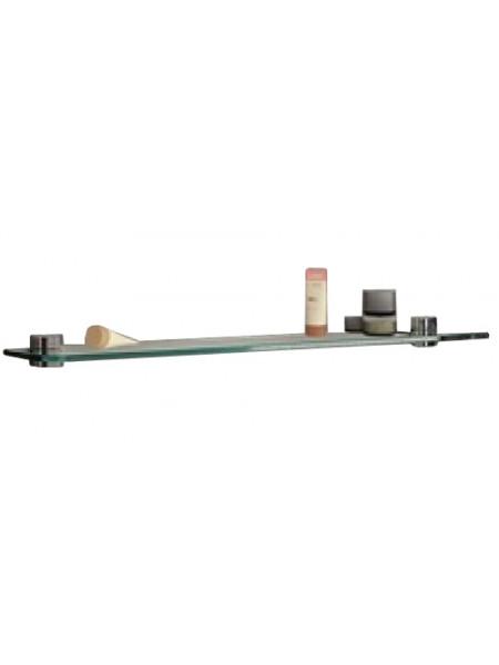 Полка стеклянная Акватон Севилья 120 120 см. 1A125903SE010