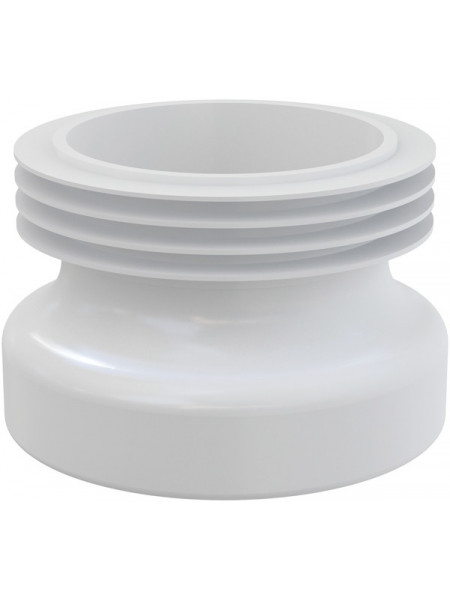 Манжета для унитаза AlcaPlast A99 (белая)