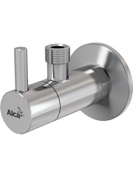 Угловой вентиль AlcaPlast ARV001 (хром глянец)
