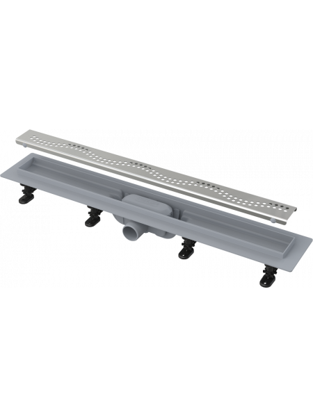 Душевой лоток AlcaPlast APZ8-550M 55 см. (нержавеющая сталь)