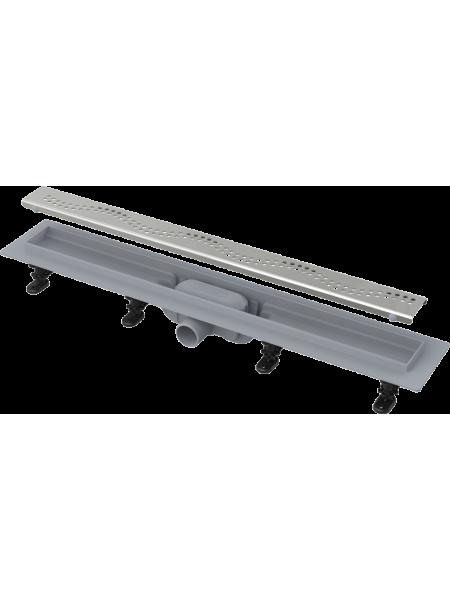Душевой лоток AlcaPlast APZ8-650M 65 см. (нержавеющая сталь)