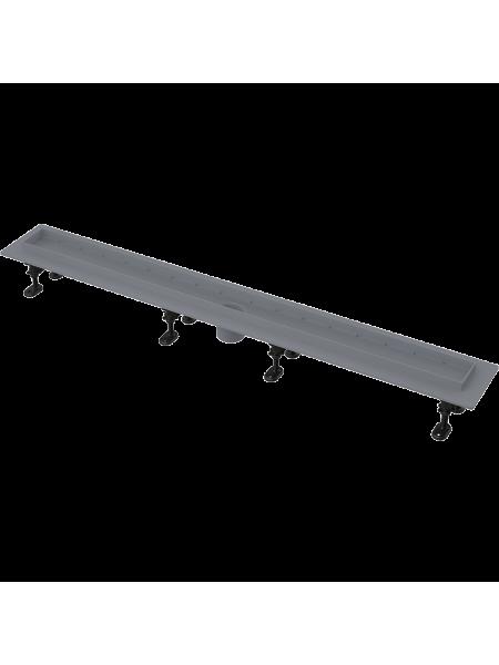 Душевой лоток AlcaPlast APZ2012-750 Optimal 75 см. (c опорами, без решетки и без сифона)