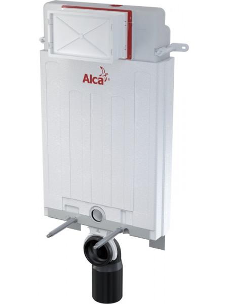 Смывной бачок скрытого монтажа AlcaPlast AM100/1000 Alcamodul