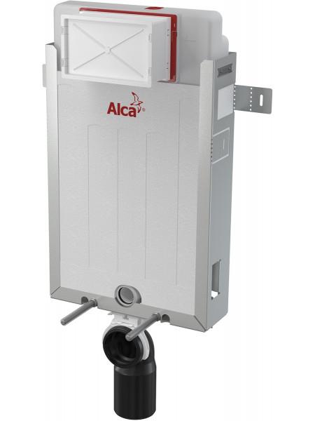 Смывной бачок скрытого монтажа AlcaPlast AM115/1000 Renovmodul