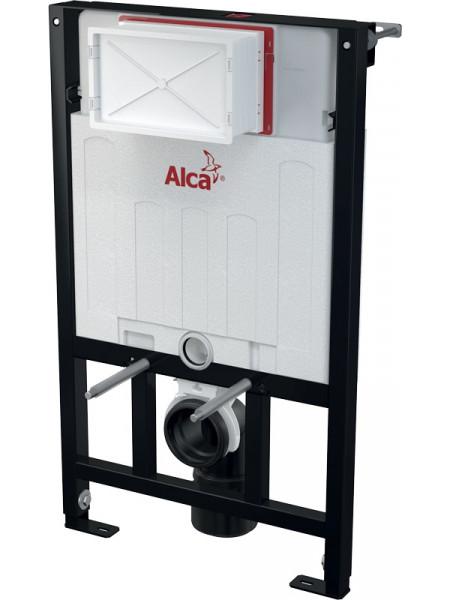 Инсталляция для подвесного унитаза AlcaPlast AM101/850 Sadromodul