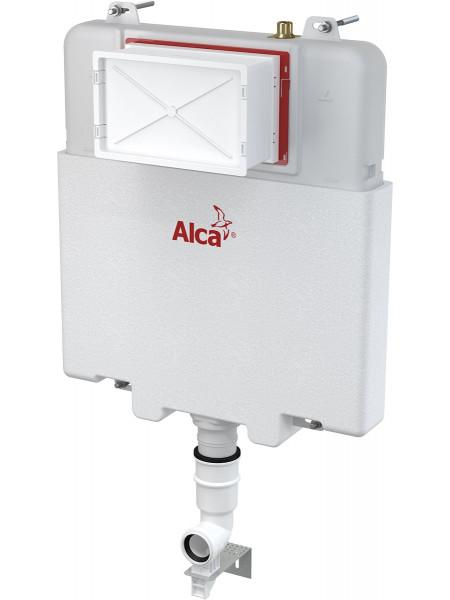 Смывной бачок скрытого монтажа AlcaPlast AM1112 Basicmodul Slim
