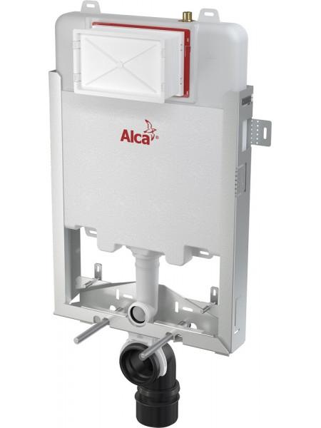 Смывной бачок скрытого монтажа AlcaPlast AM1115/1000 Renovmodul Slim