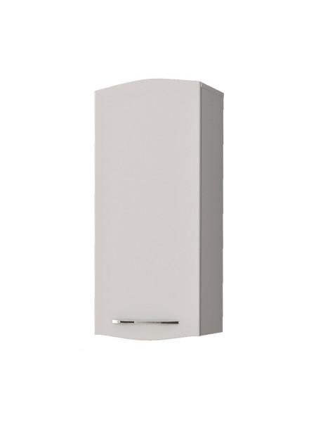 Шкаф подвесной Alvaro Banos Carino 35 8402.0600 35 см. (правый, белый лак)