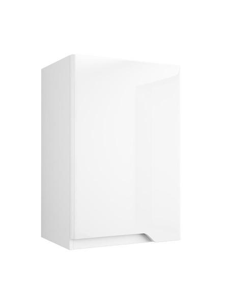 Шкаф подвесной Alvaro Banos Armonia 50 8404.0900 50 см. (белый лак, правый)