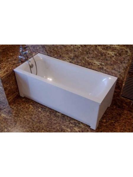 Ванна из искусственного камня Астра-Форм Нью-Форм 180 180х80 см.