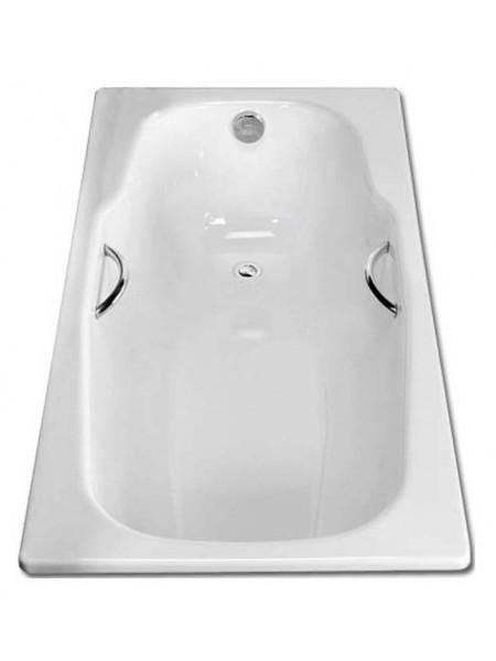 Стальная ванна BLB Atlantica B80AS2001 180х80 (с отверстием под ручки)