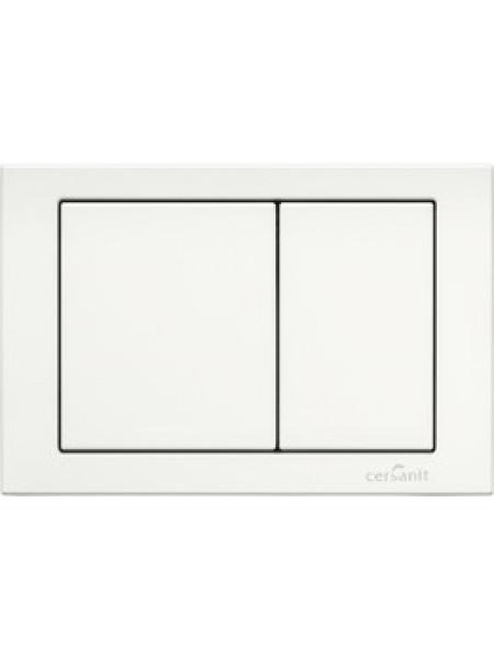 Клавиша для инсталляции Cersanit Link М05 BU-M05/Bi (белая, для инсталляции Cersanit Linc)