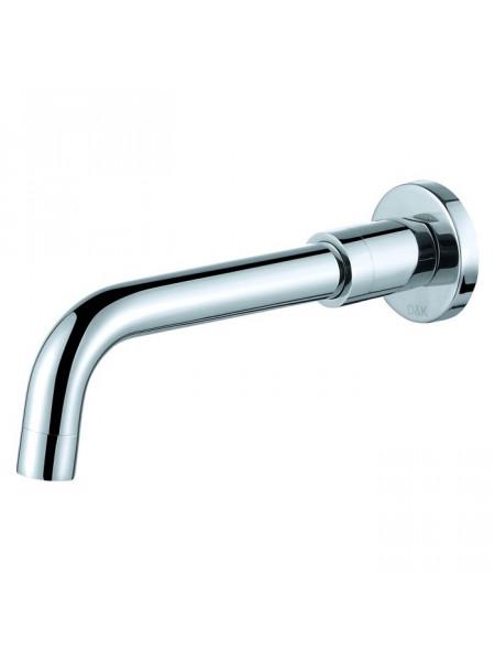 Настенный излив для ванны D&K DC1004896 200 мм. (хром глянец)