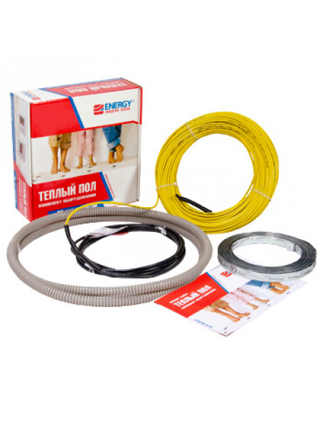 Теплый пол Energy Cable 420 Вт
