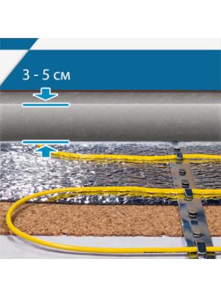Теплый пол Energy Cable 520 Вт