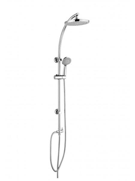 Душевая система Esko ST1010 (хром глянец, без смесителя)