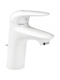 Смеситель для раковины Grohe Eurostyle New 23709LS3 (белый, с донным клапаном)