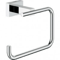 Держатель туалетной бумаги Grohe Essentials Cube 40507001 (хром глянец)