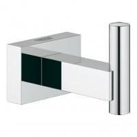 Крючок одинарный Grohe Essentials Cube 40511001 (хром глянец)