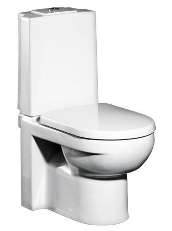 Чаша напольного унитаза с бачком Gustavsberg Artic 4310 (GB114310301231) (GB114310301737)