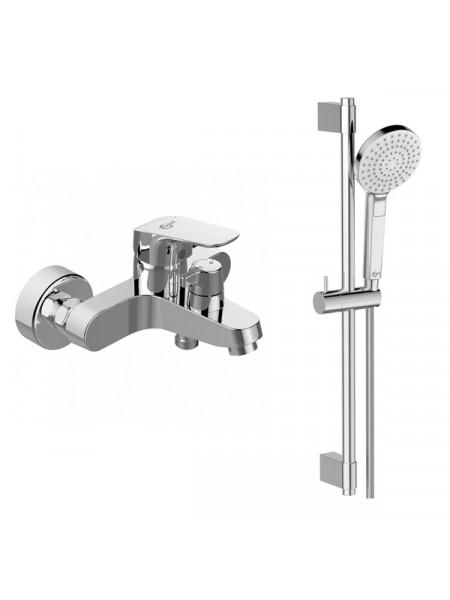 Комплект смесителей для ванной комнаты Ideal Standart Ceraflex B0060AA (хром глянец)