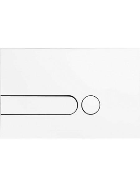 Смывная клавиша Jacob Delafon Installation E4326-00 (белая)