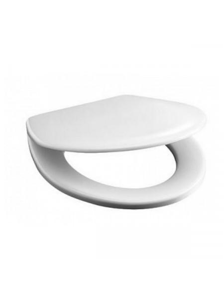 Крышка-сиденье для унитаза Jika Lyra 9251.5 (8.9251.5.300.063.1) (дюропласт, металлические петли)