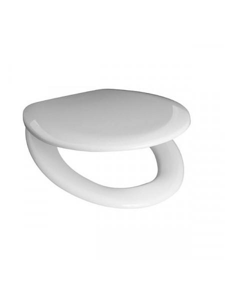 Крышка-сиденье для унитаза Jika Lyra Dino 9337.0 (8.9337.0.300.000.9) (дюропласт, пластиковые петли)