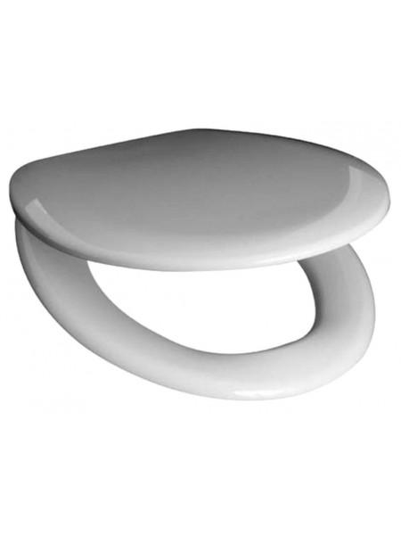 Крышка-сиденье для унитаза Jika Zeta 9327.2 (8.9327.2.000.063.1) (термопласт)