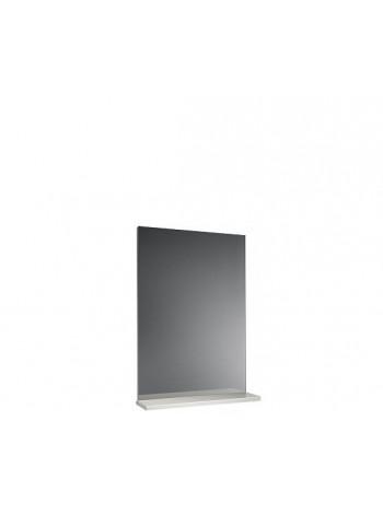 Зеркало Какса-А Эко 55 55 см. 003588 (белое, без подсветки)