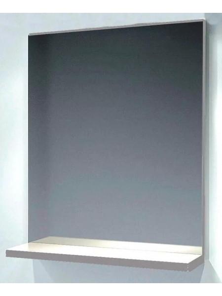 Зеркало Какса-А Грей 50 50 см. 003864 (белое)