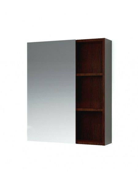 Зеркало-шкаф Какса-А Карлос 55 55 см. 003704 (венге)
