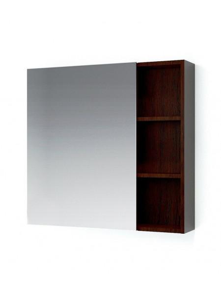 Зеркало-шкаф Какса-А Карлос 75 75 см. 003702 (венге)