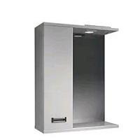 Зеркало-шкаф Какса-А Пикколо 62 62 см. 003561 (белое, левое)