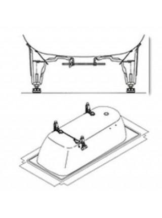 Ножки для ванн универсальные Kaldewei (аналог)