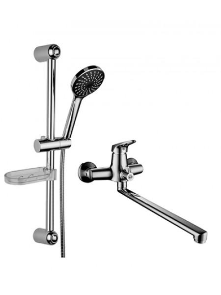 Комплект смесителей для ванной комнаты Lemark LM7303C