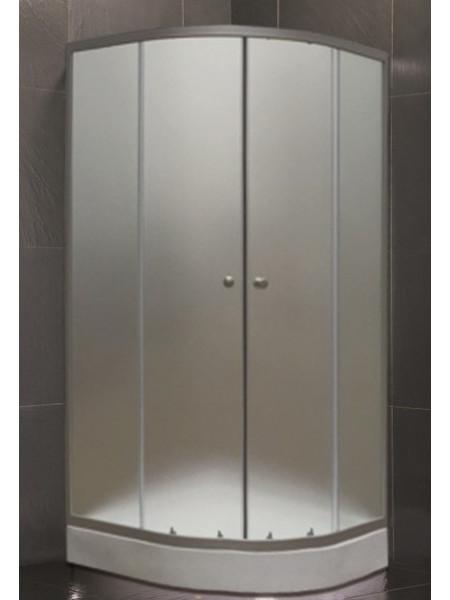 Душевой уголок Loranto CS-7006 90х90 (матовое стекло, низкий поддон)