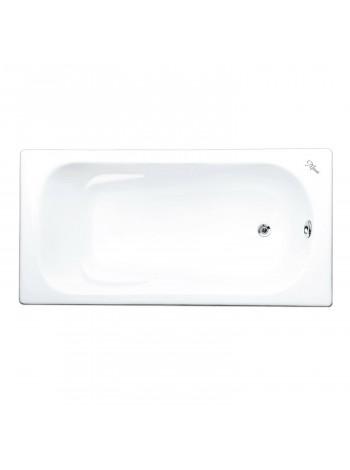 Чугунная ванна Maroni Orlando 445977 150x70 (белая, с ножками, без отверстий под ручки)