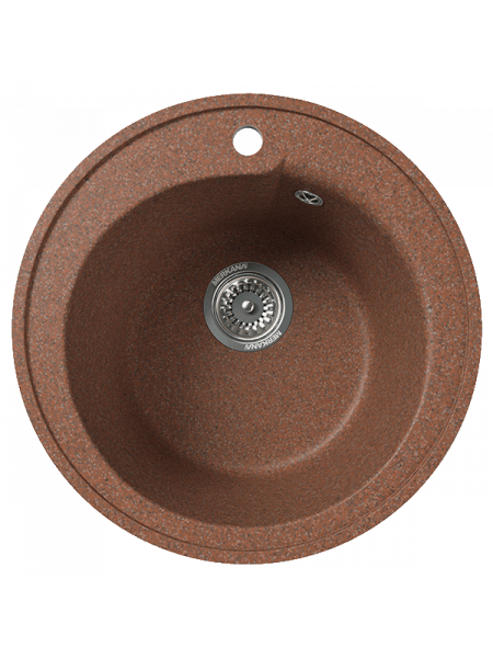 Кухонная мойка Merkana Модель 4 43х43 см. 34905 (терракотовая)