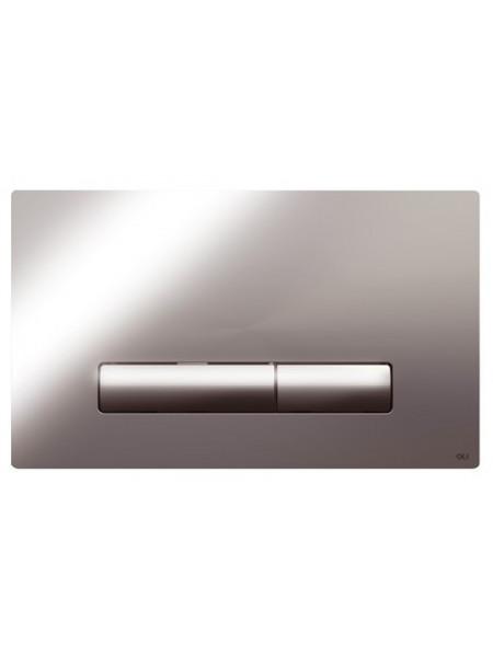 Смывная клавиша Oli Glam 139179 (хром глянец)