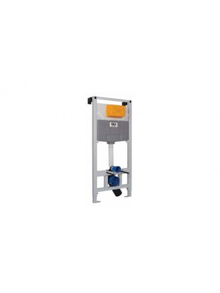 Инсталляция для подвесного унитаза Oli120 Sanitarblock 100409m (механический смыв)