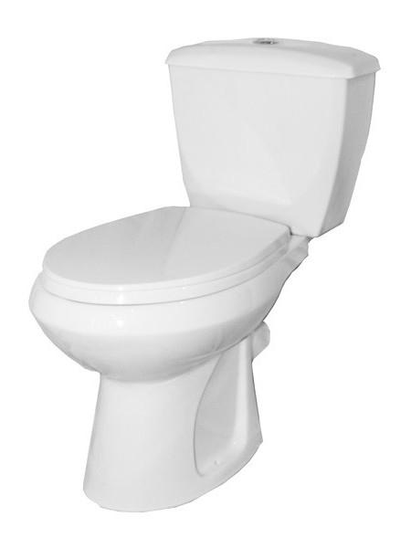 Унитаз напольный Оскольская керамика Элисса 43301110202 (антивсплеск, белый)