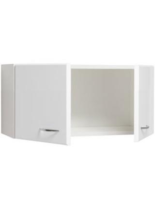 Шкаф навесной Руно Рондо 60 60х30 см. (белый)