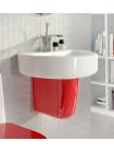 Полупьедестал Sanita Luxe Best Color Red BSTSLSP03