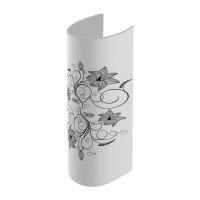 Пьедестал Sanita Luxe Art Flora ARTSLPD10