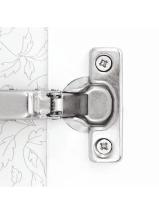 Шкаф подвесной Style Line Жасмин 60 ЛС-00000334 60 см. (белый)