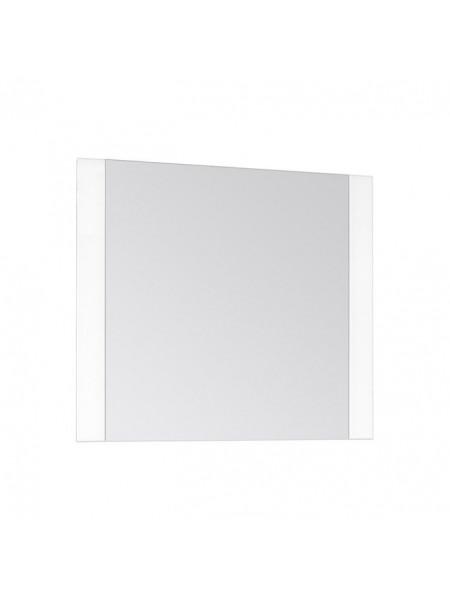 Зеркало Style Line Монако 80 ЛС-00000631 80 см. (осина белая-белый лакобель)